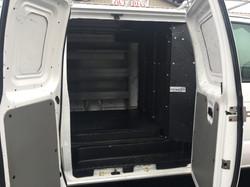 2013 Ford E-250 Super Duty Cargo Van