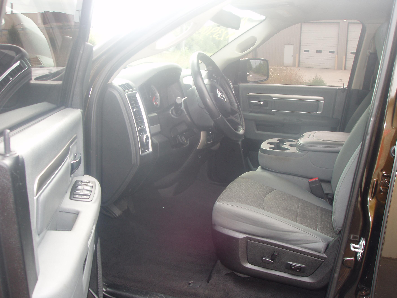 2014 Ram 1500 4X4 Big Horn Quad Cab