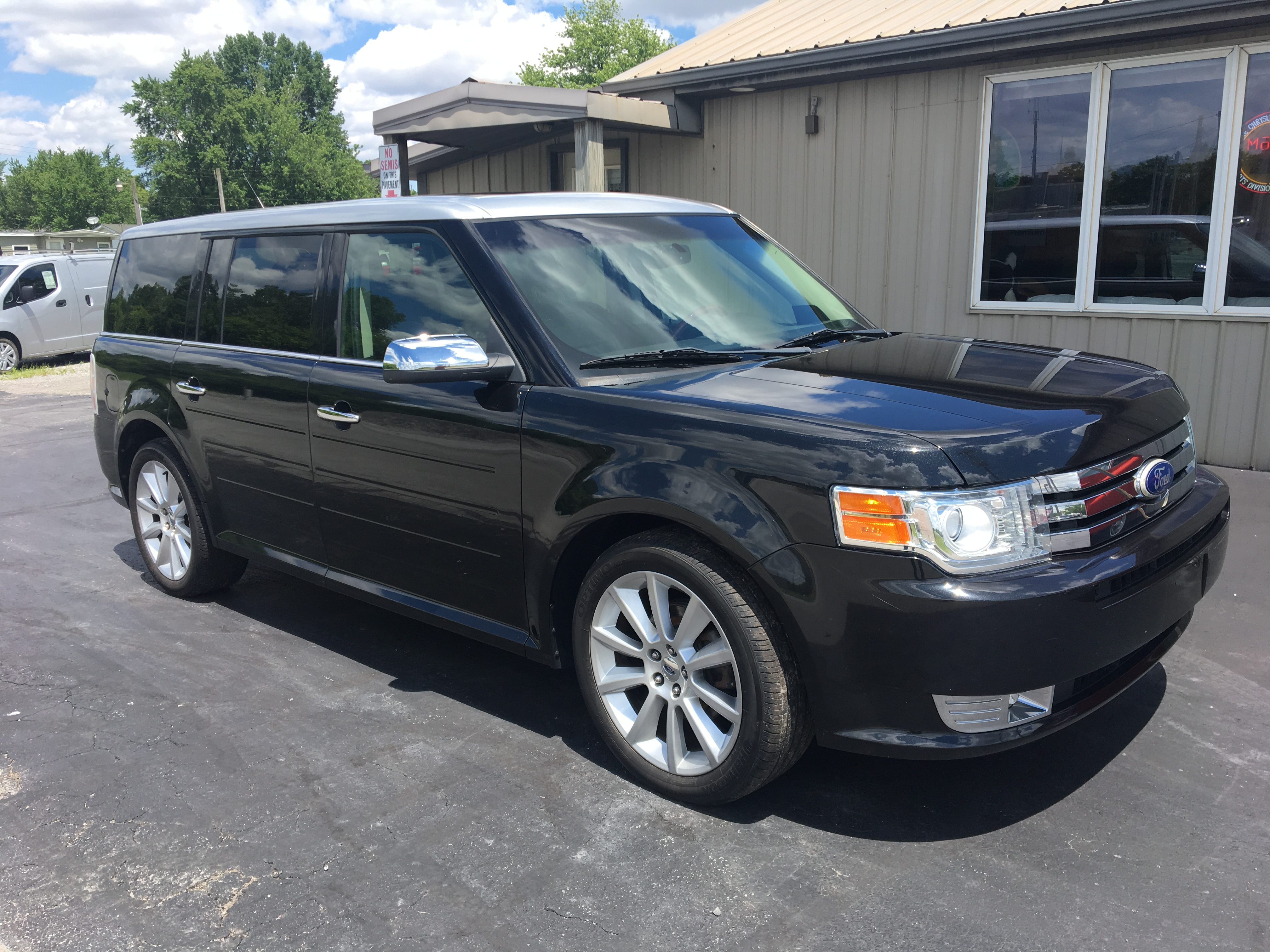 2011 Ford Flex AWD Limited