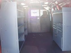2009 Ford E-150 Cargo Van