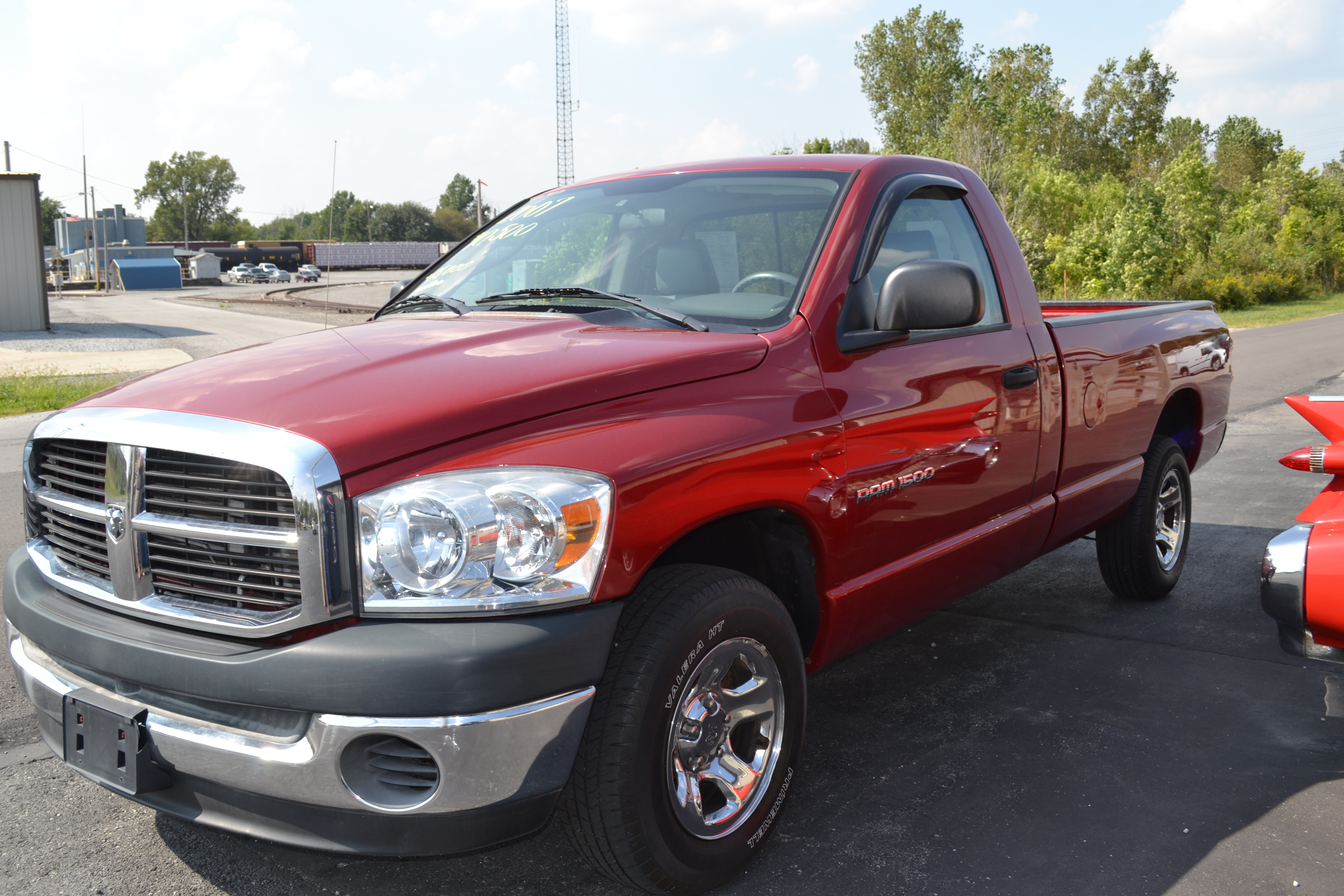 2007 Dodge Ram SXT Regular Cab