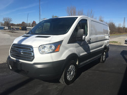 2016 Ford Transit 250 low roof Cargo