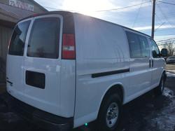 2011 Chevrolet Express G2500 Cargo