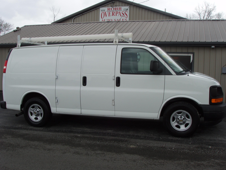 2004 Chevy Express 1500 Cargo Van