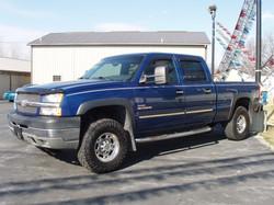 2003 Chevrolet 2500HD Diesel