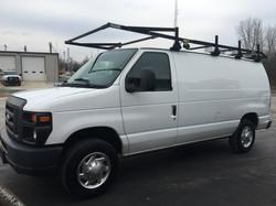2012 Ford E-150 Cargo Van
