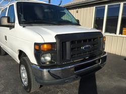 2011 Ford E-150 Cargo Van