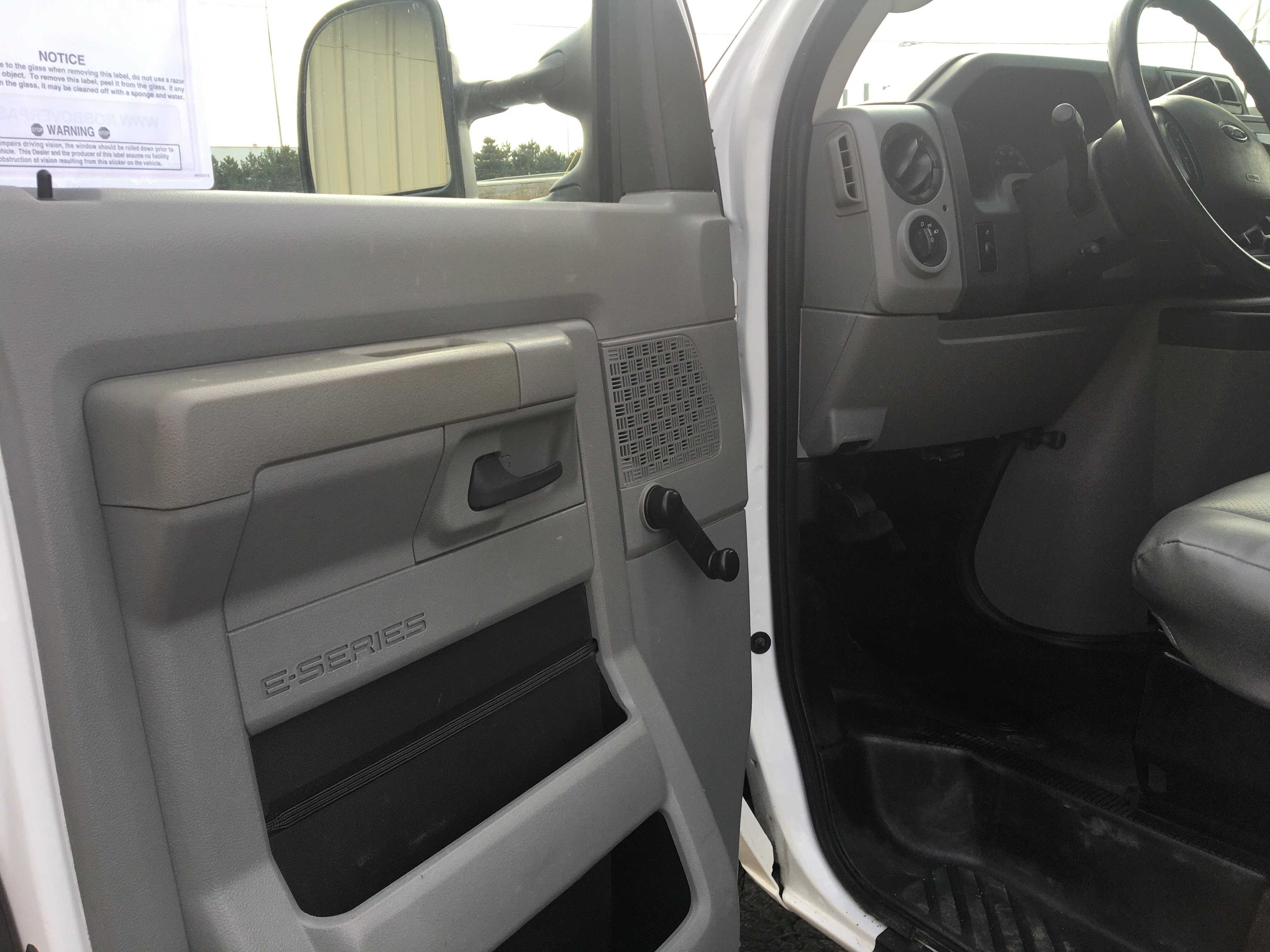 2014 Ford E350 SD Cargo Van