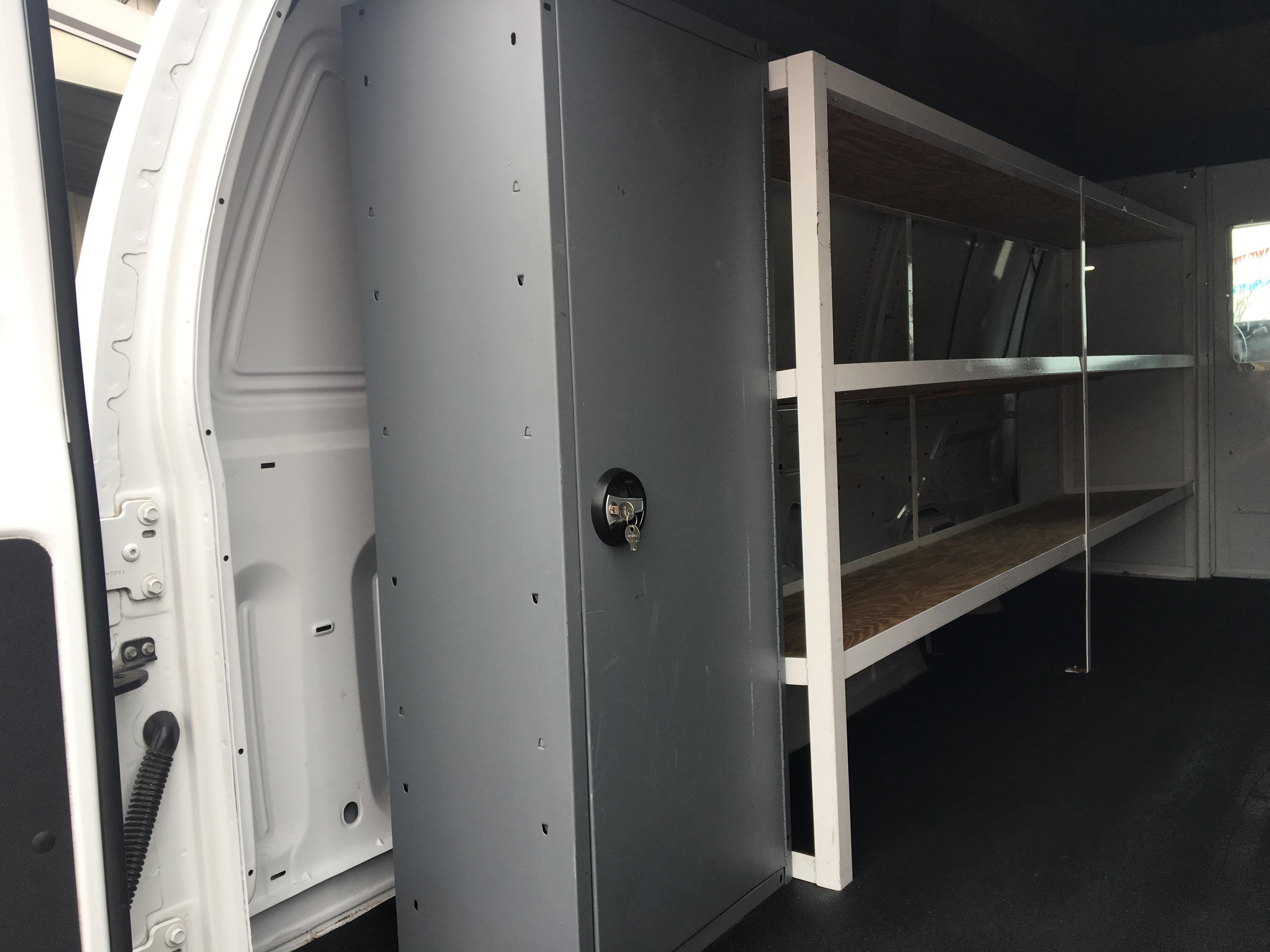 2013 Ford E-350 Extended Cargo Van