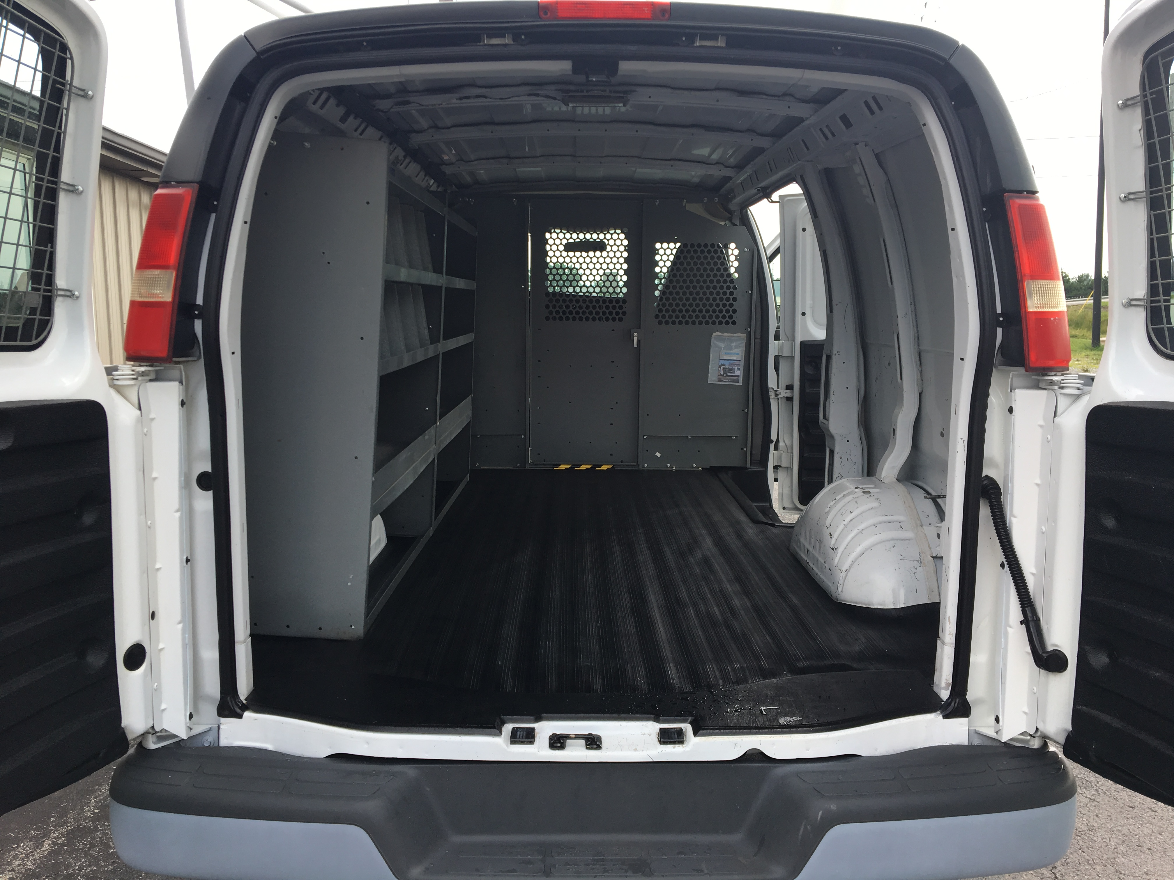 2008 Chevrolet Express G1500 Cargo
