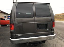 2008 Ford E250 Ext pass Van