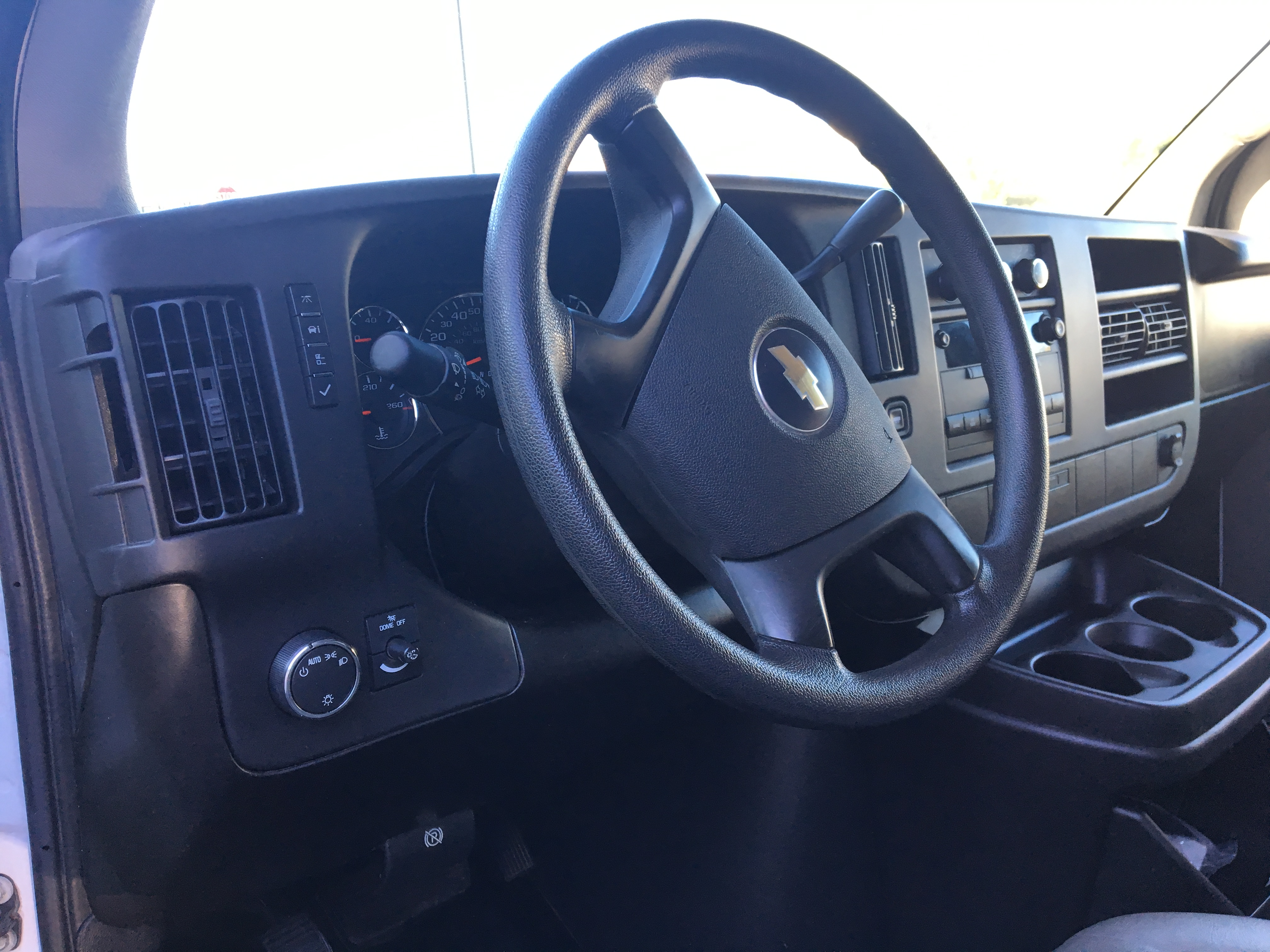 2008 Chevrolet Express 1500 CG Van