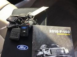 2010 Ford F150 4X4 Platinum Supercrw