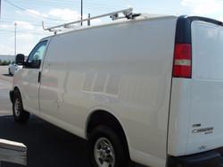 2011 Chevy  G2500 Express Cargo Van