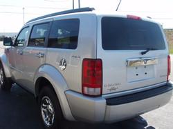 2009 Dodge Nitro 4x4 SE