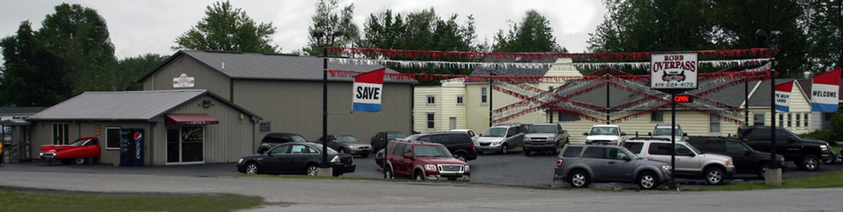 Robb Overpass Auto Sales in Lima Ohio
