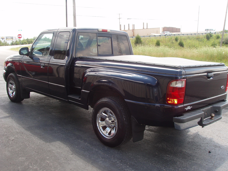 2001 Ford Ranger XLT Flareside SC