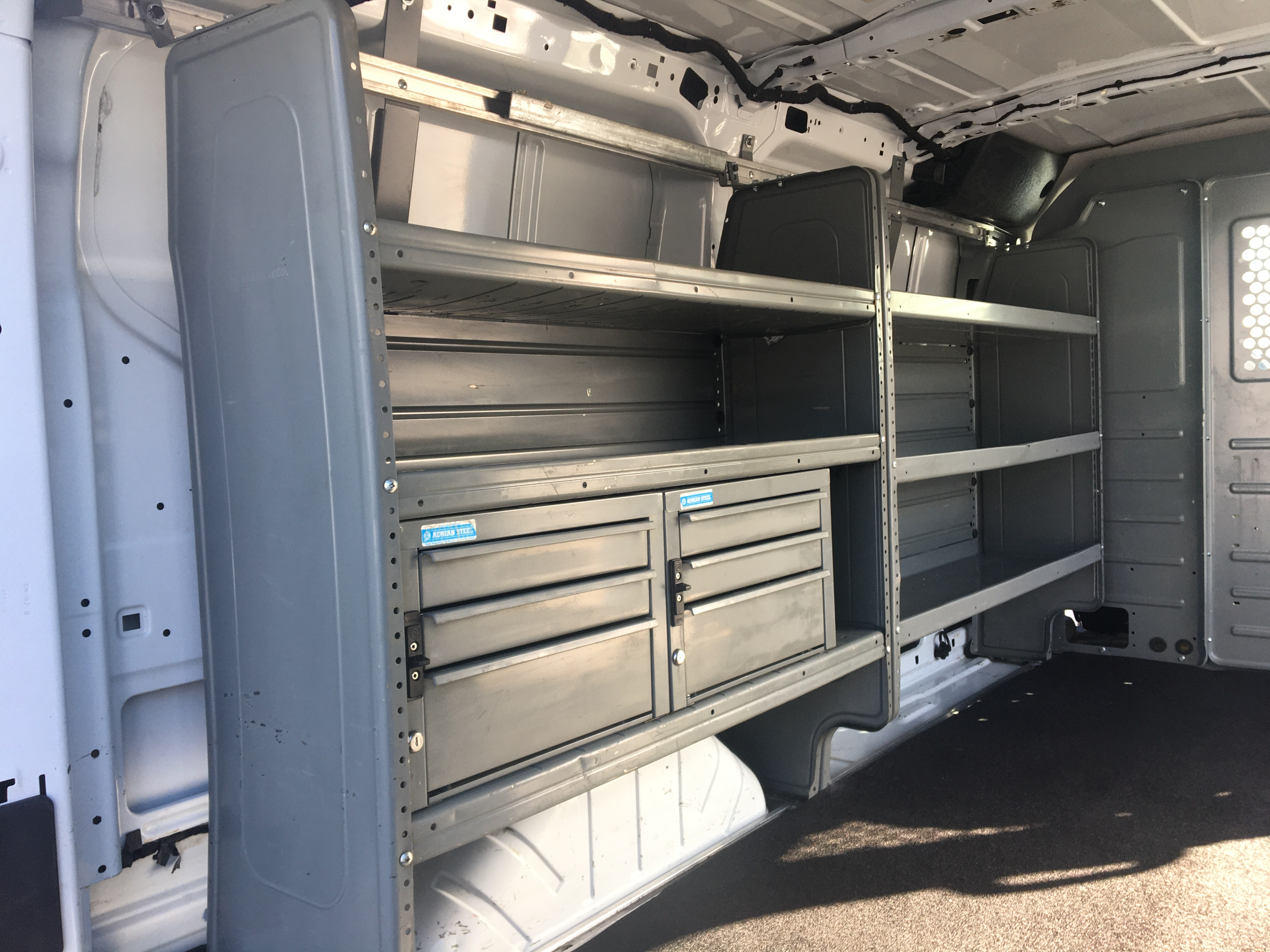 2016 Ford Transit 150 Low Roof Cargo