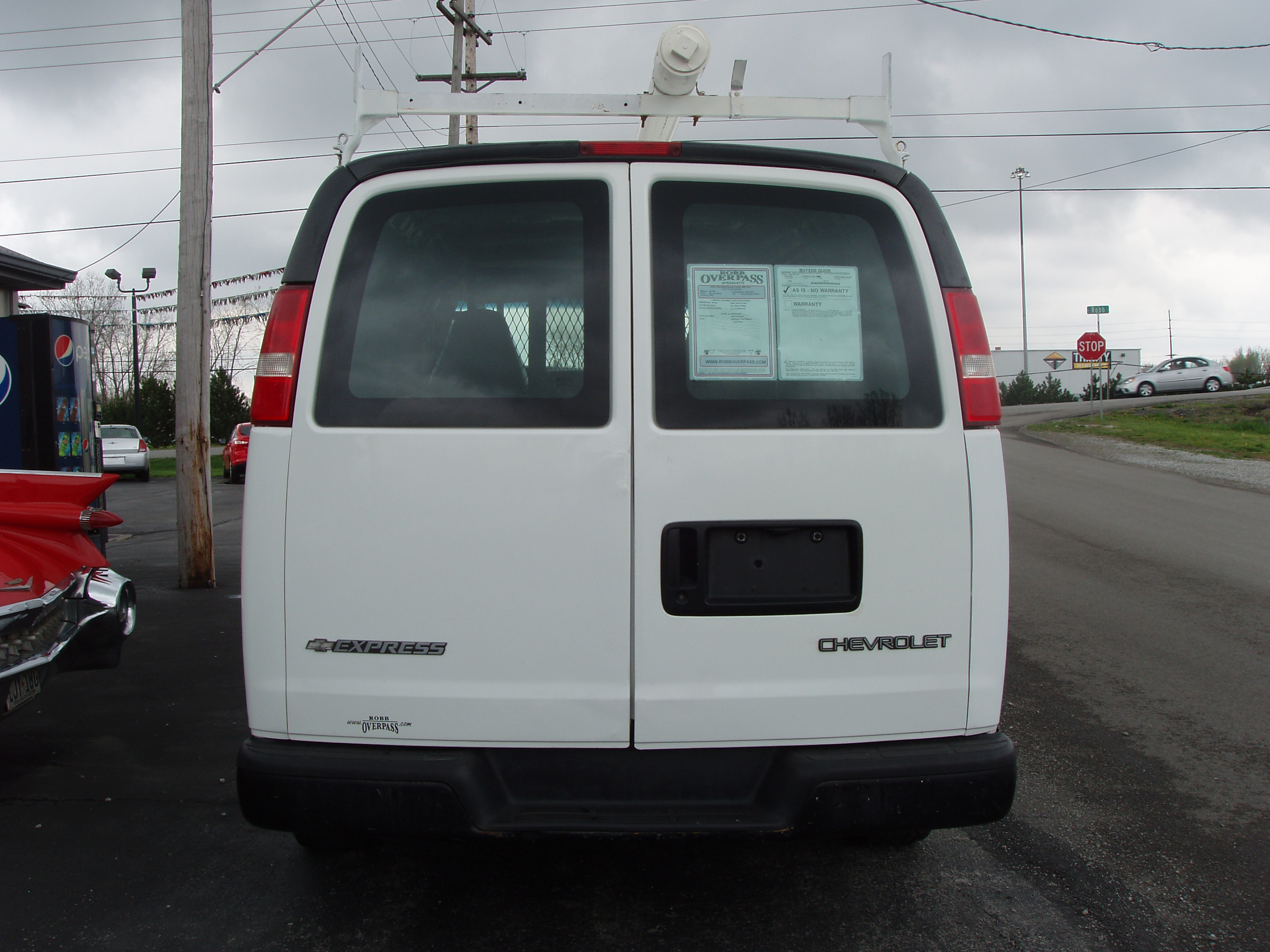 2004 Chevy Express 1500 Cargo