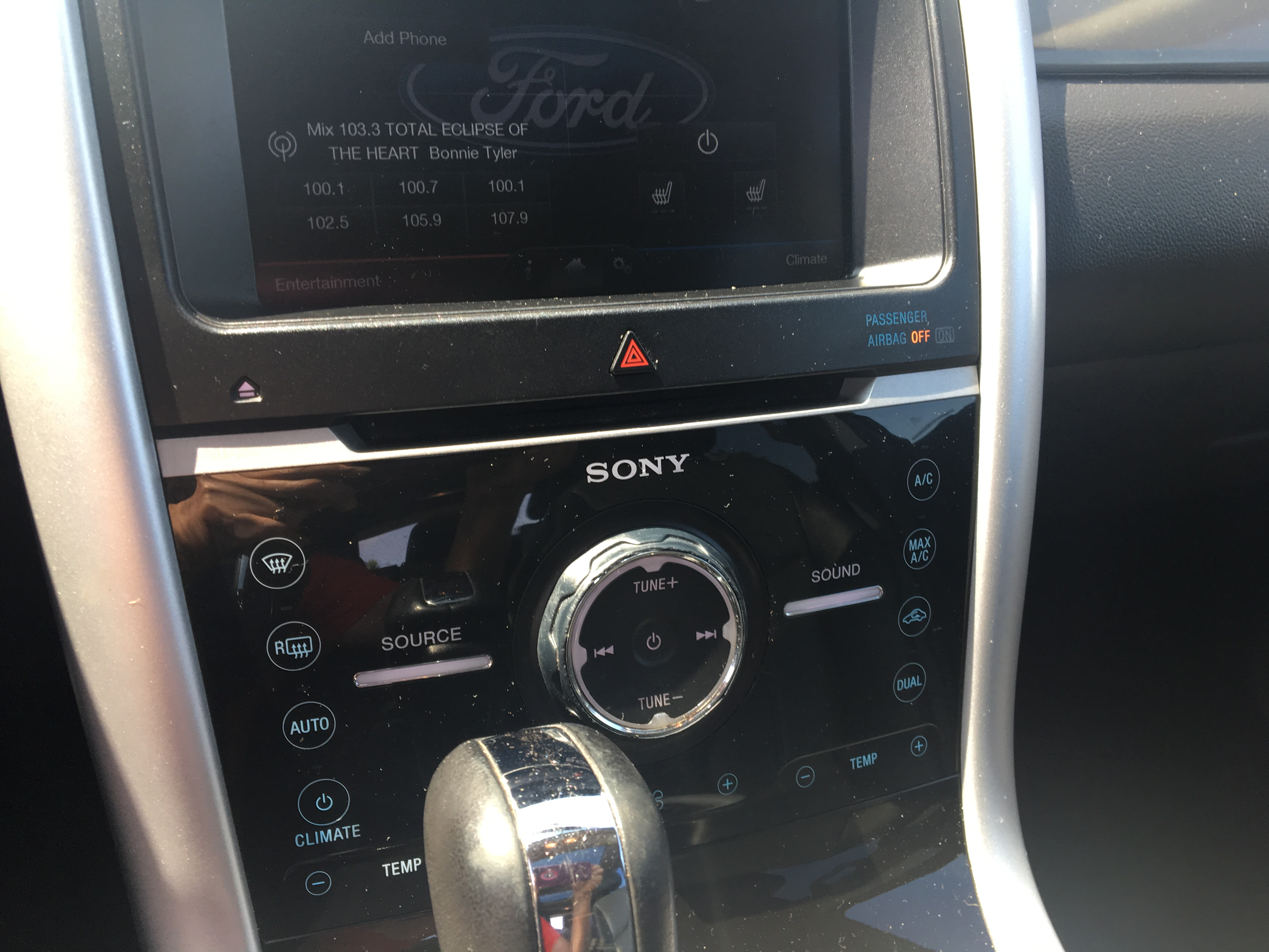 2013 Ford Edge AWD Sport