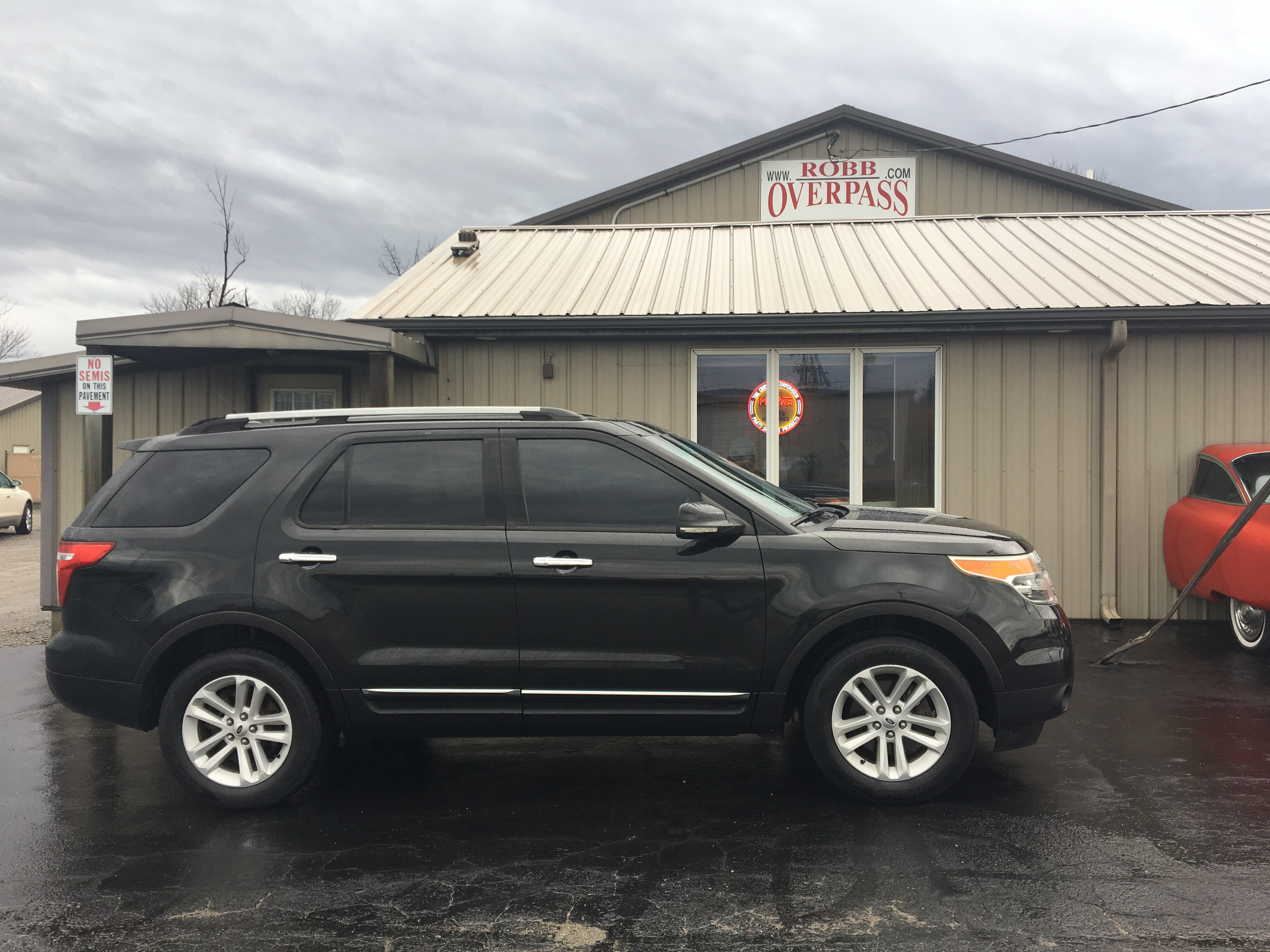 2013 Ford Explorer 4wd XLT