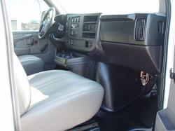 2012 Chevrolet G2500 Cargo Van