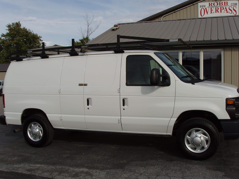 2012 Ford E-350 SD Cargo Van