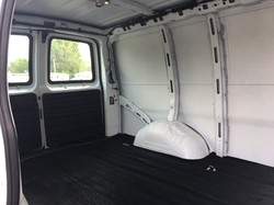 2016 GMC Savana 2500 Cargo Van
