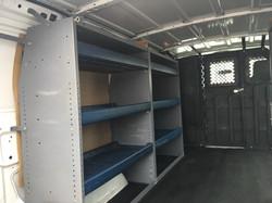 2012 Ford E-250 Cargo Van