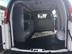 2014 Chevrolet Express 2500 Cargo Vn
