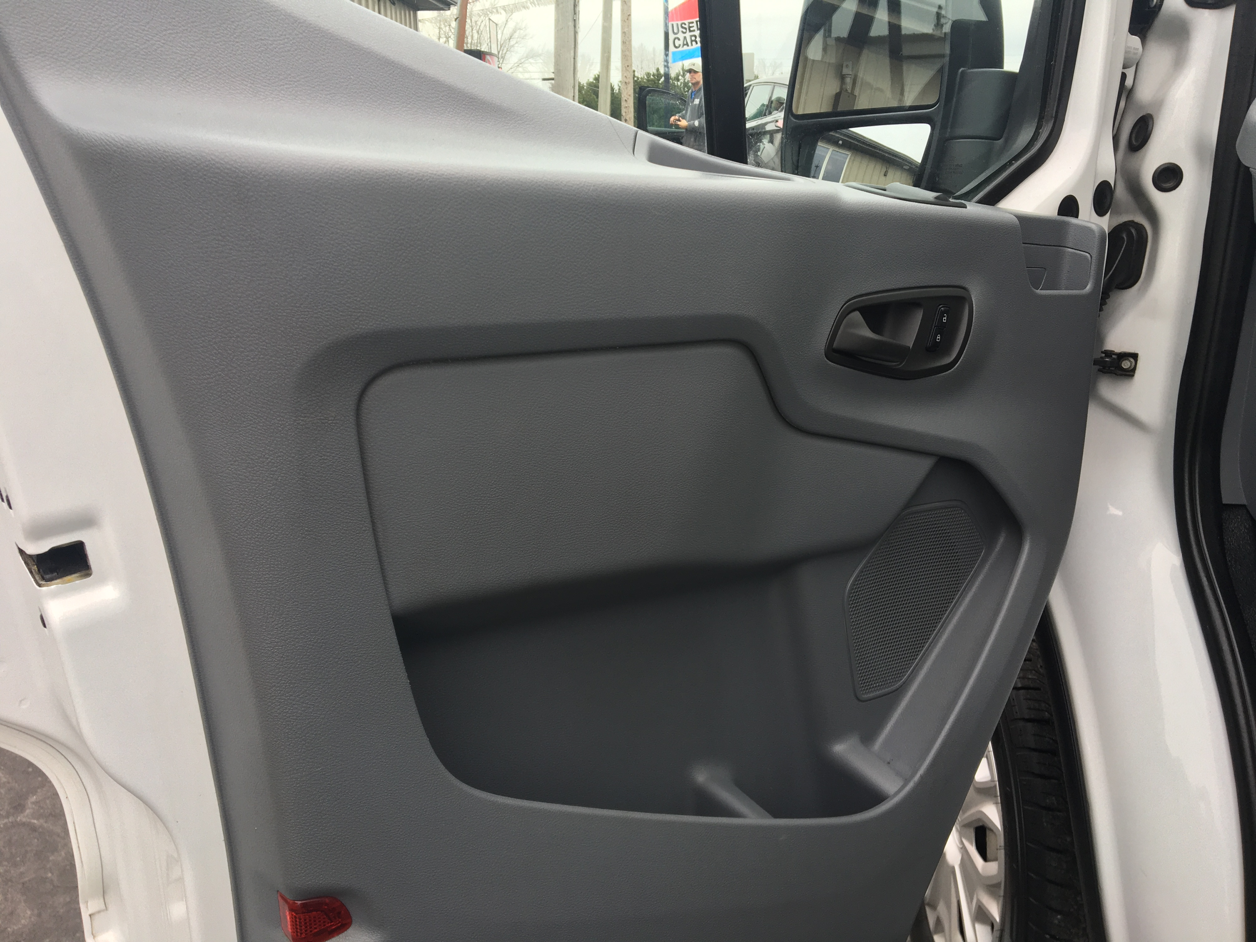 2017 Ford Transit T250 Med Top Cargo