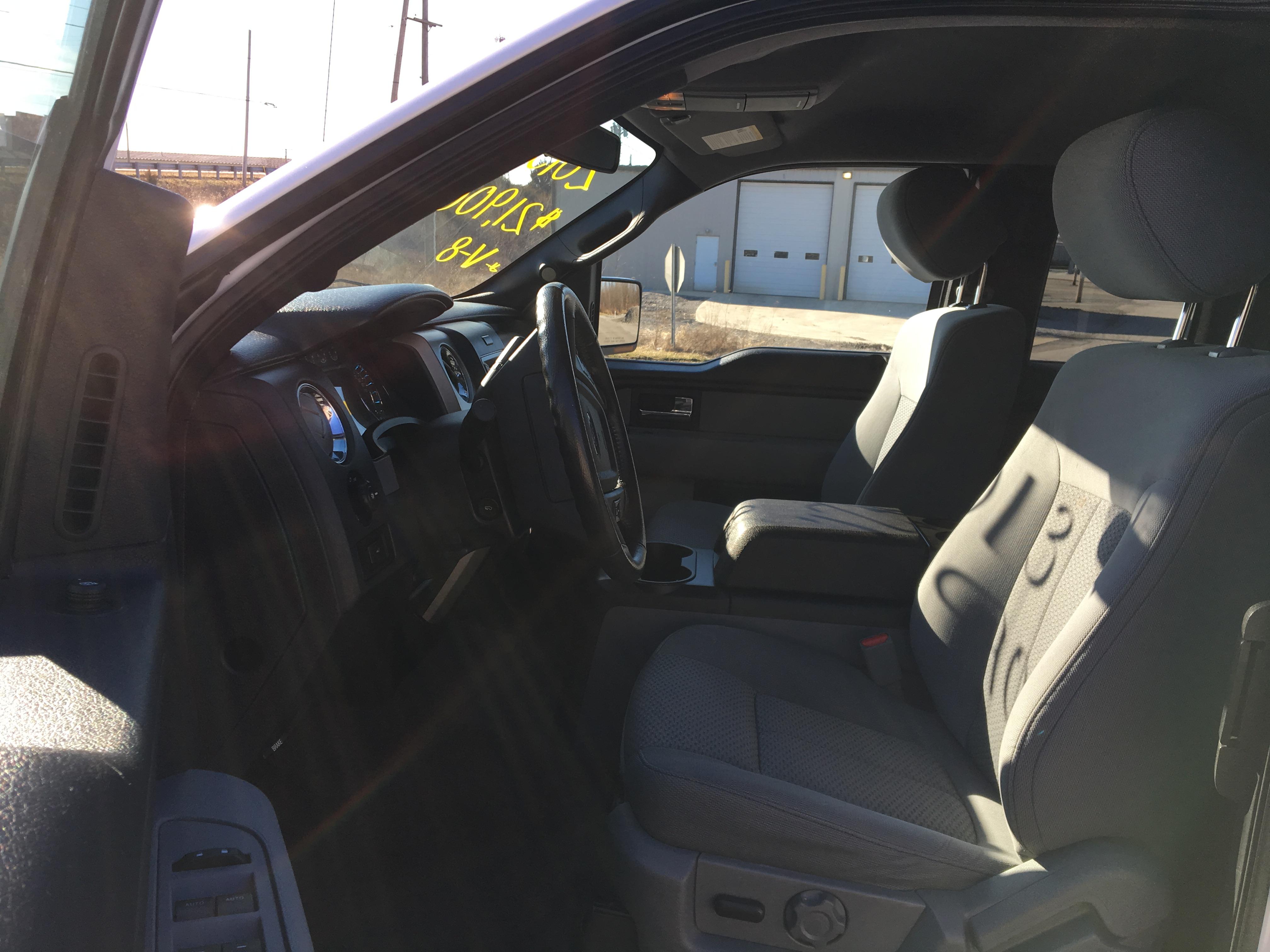 2013 Ford F-150 XLT 4X4 Supercab