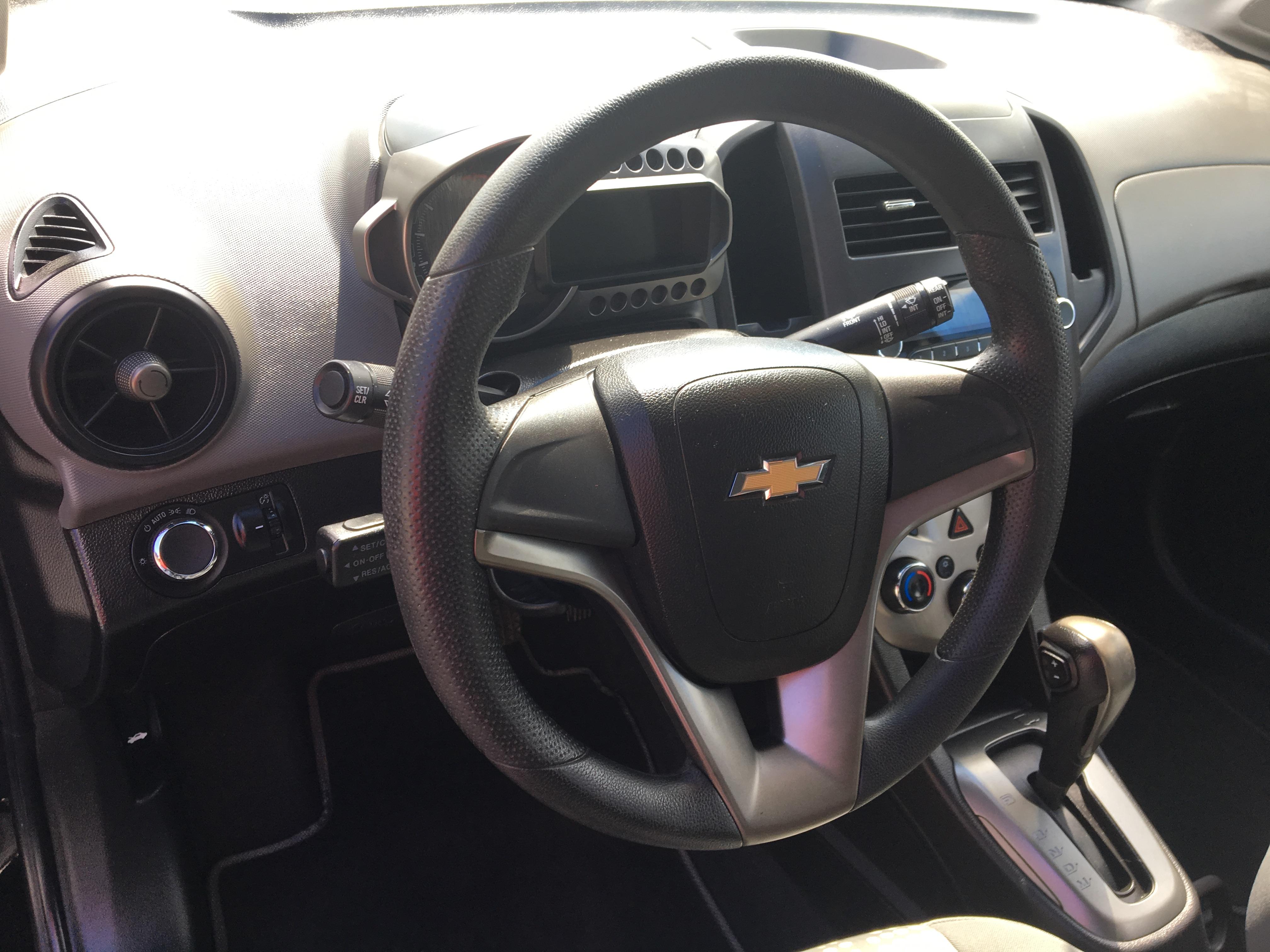 2012 Chevrolet Sonic LS 5 Dr HB