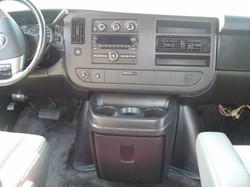 2010 GMC Savana 1500 LT 8 pass van