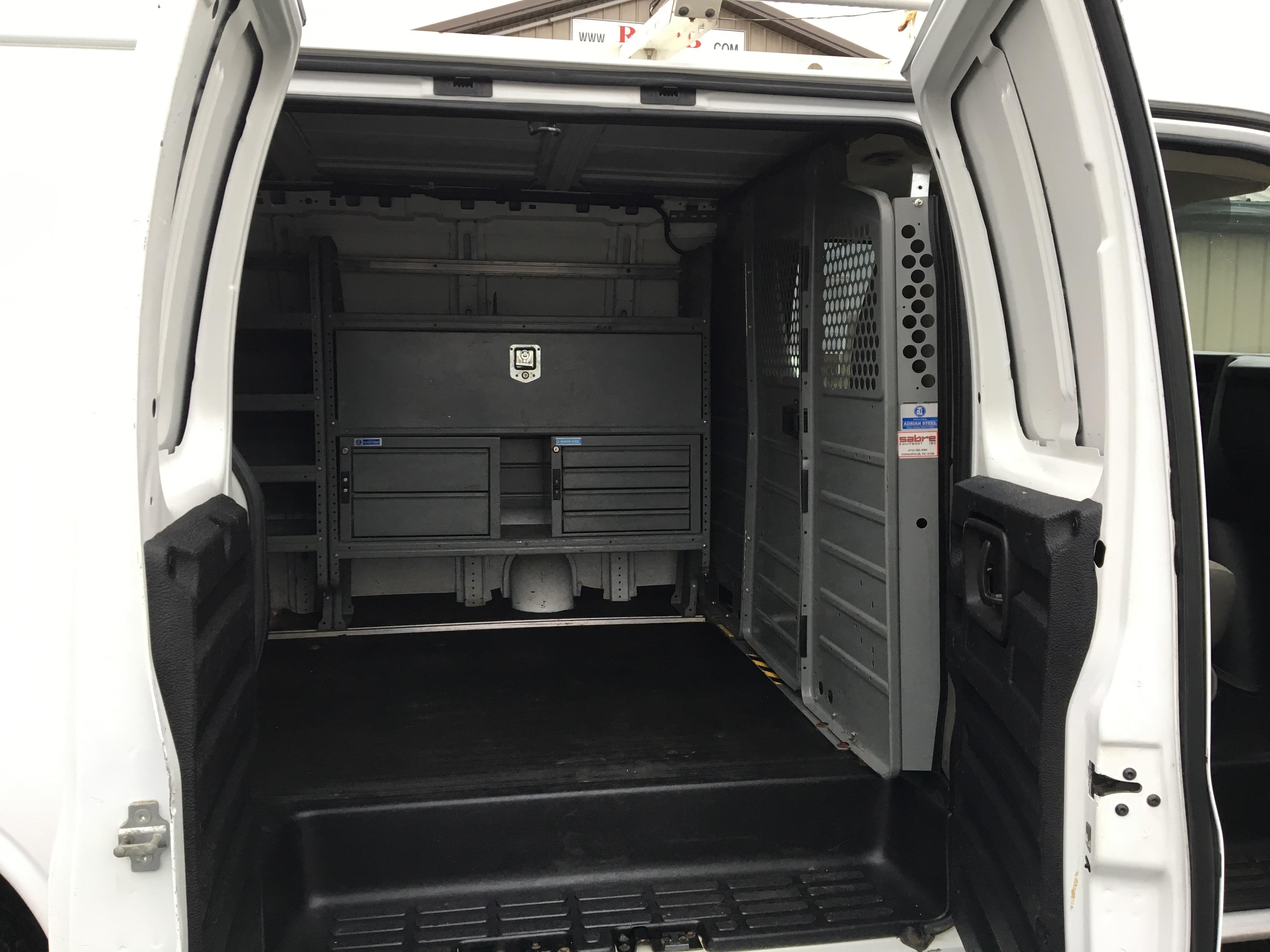 2011 Chevrolet Express 2500 Cargo Vn