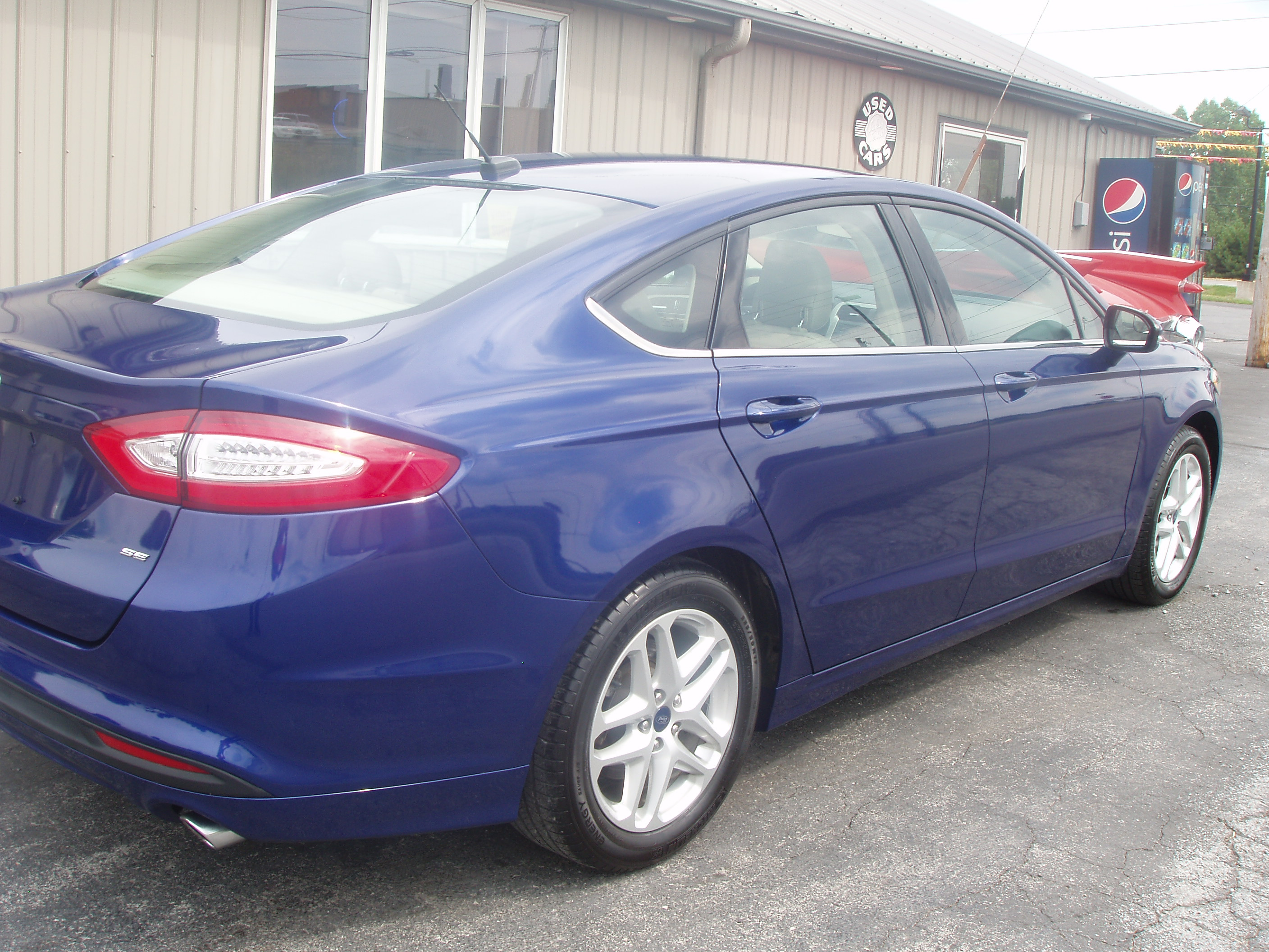 2014 Ford Fusion 4Dr SE
