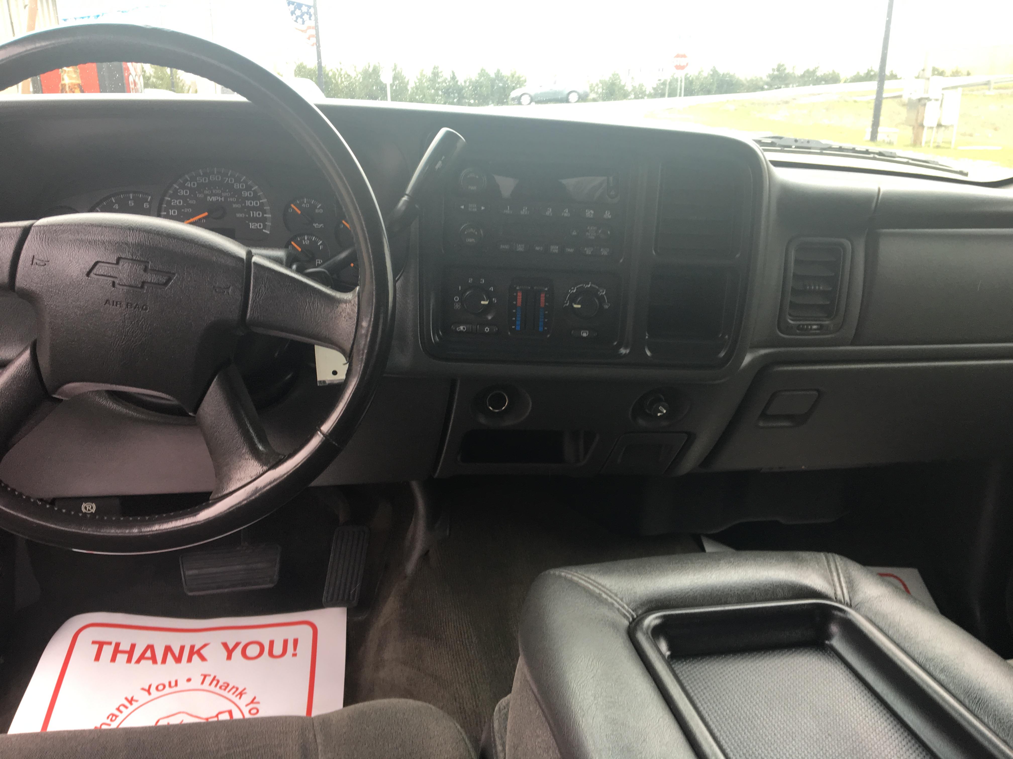 2004 Chevrolet 1500 Crew Cab 4X4