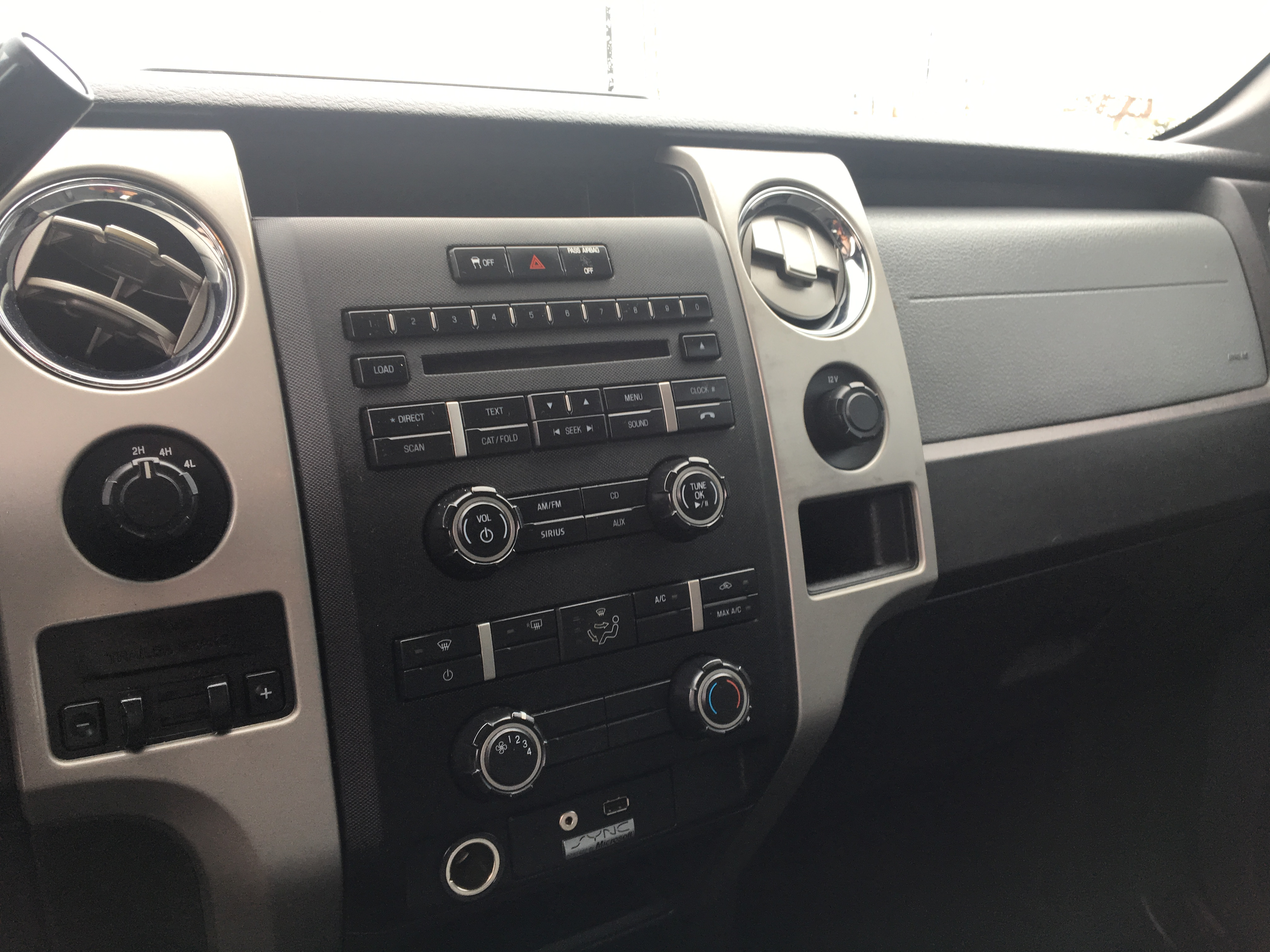 2012 Ford F-150 Supercab 4X4