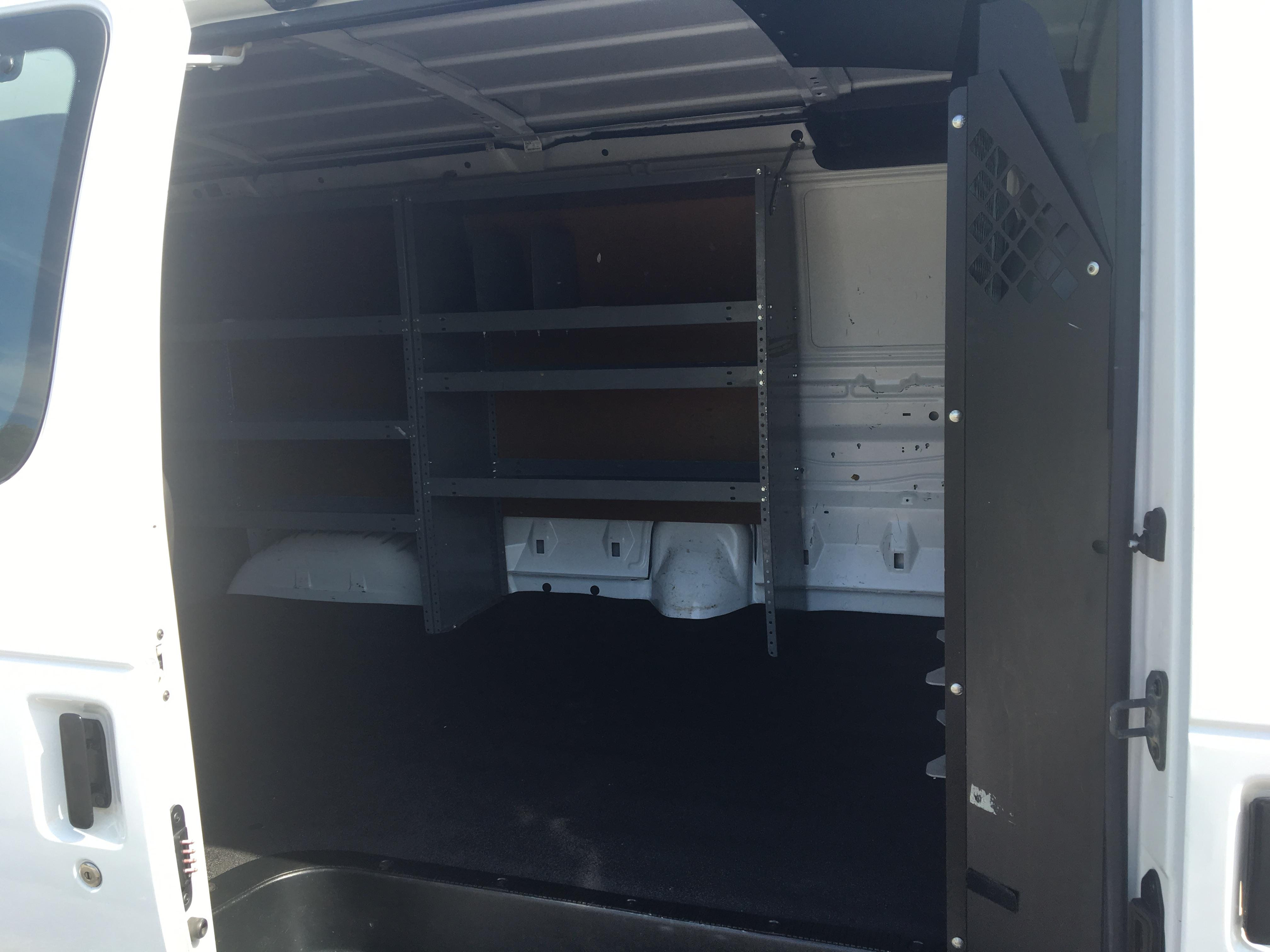 2006 Ford E250 Cargo Van