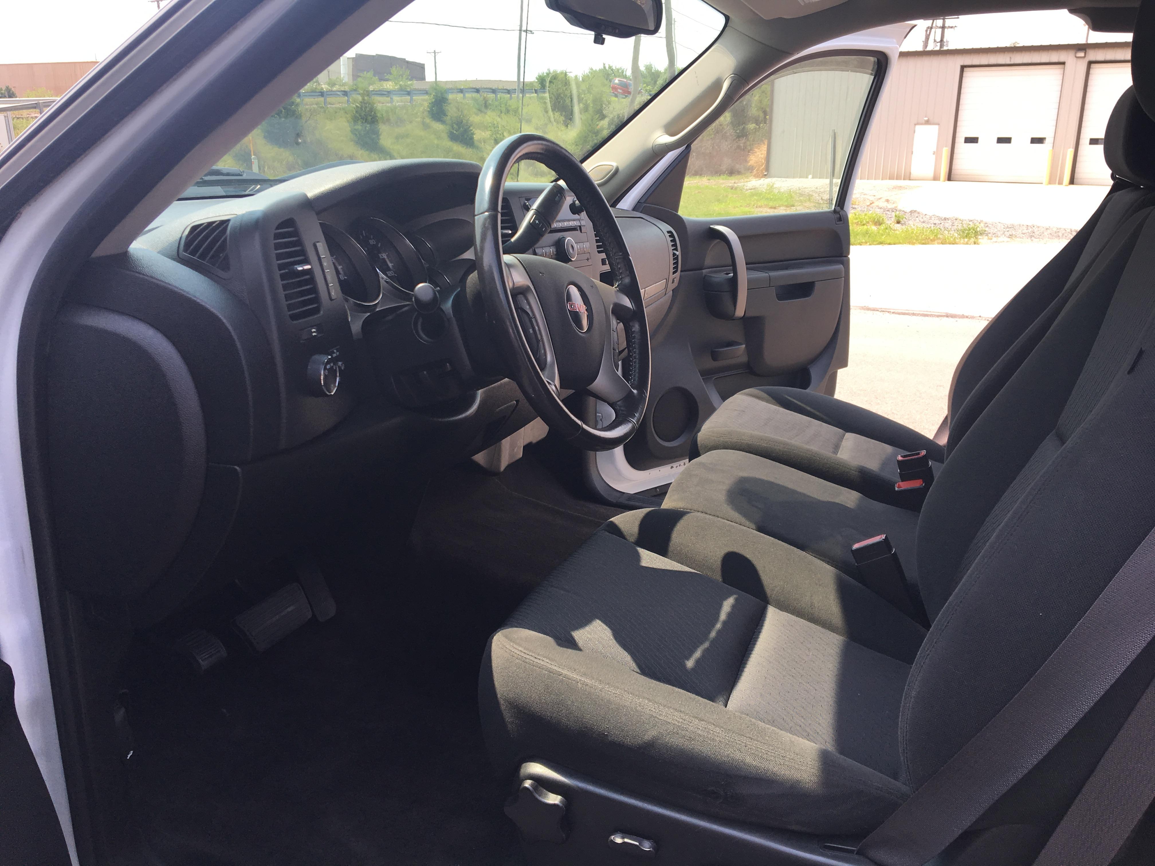 2011 GMC Sierra 1500 Ext Cab SLE 4X4