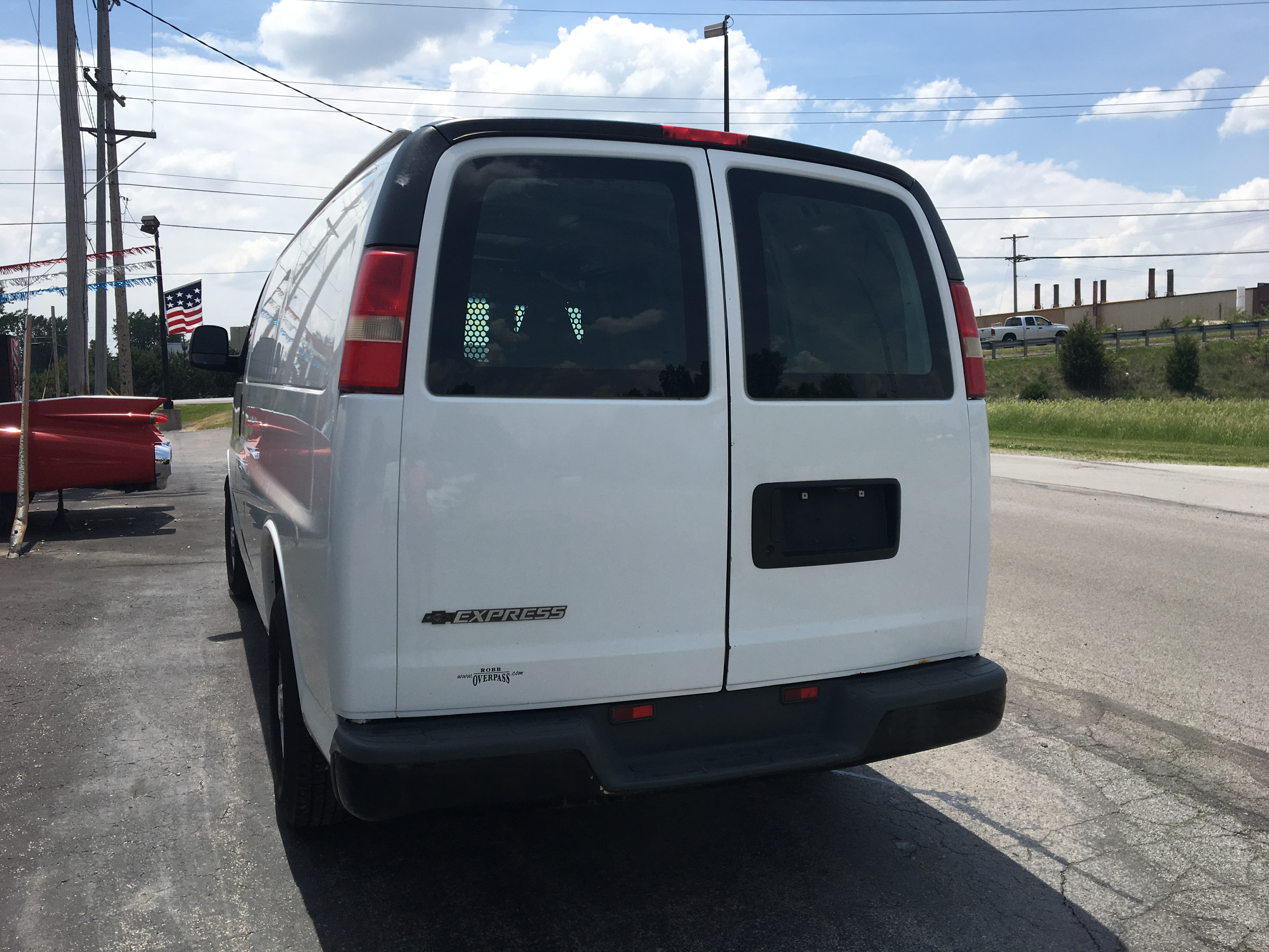 2008 Chevrolet Express 1500 Cargo Vn