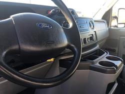 2013 Ford E350 SD Extended CG Van