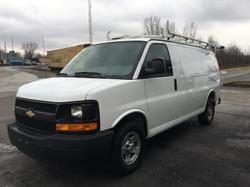 2007 Chevrolet Express G1500 CG Van