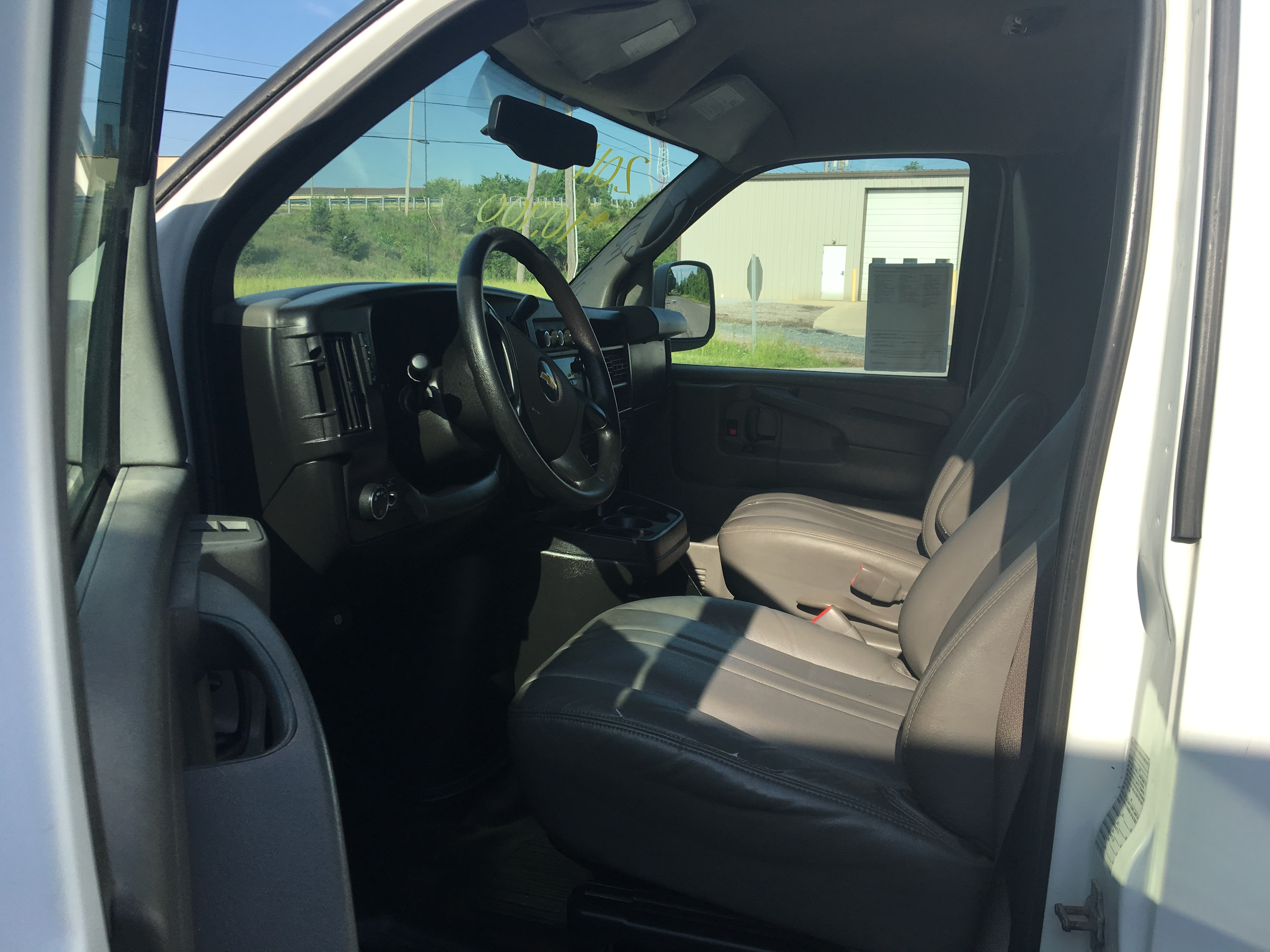 2011 Chevrolet G1500 Cargo Van