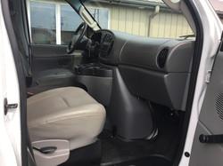 2008 Ford E350 Utility Box Van