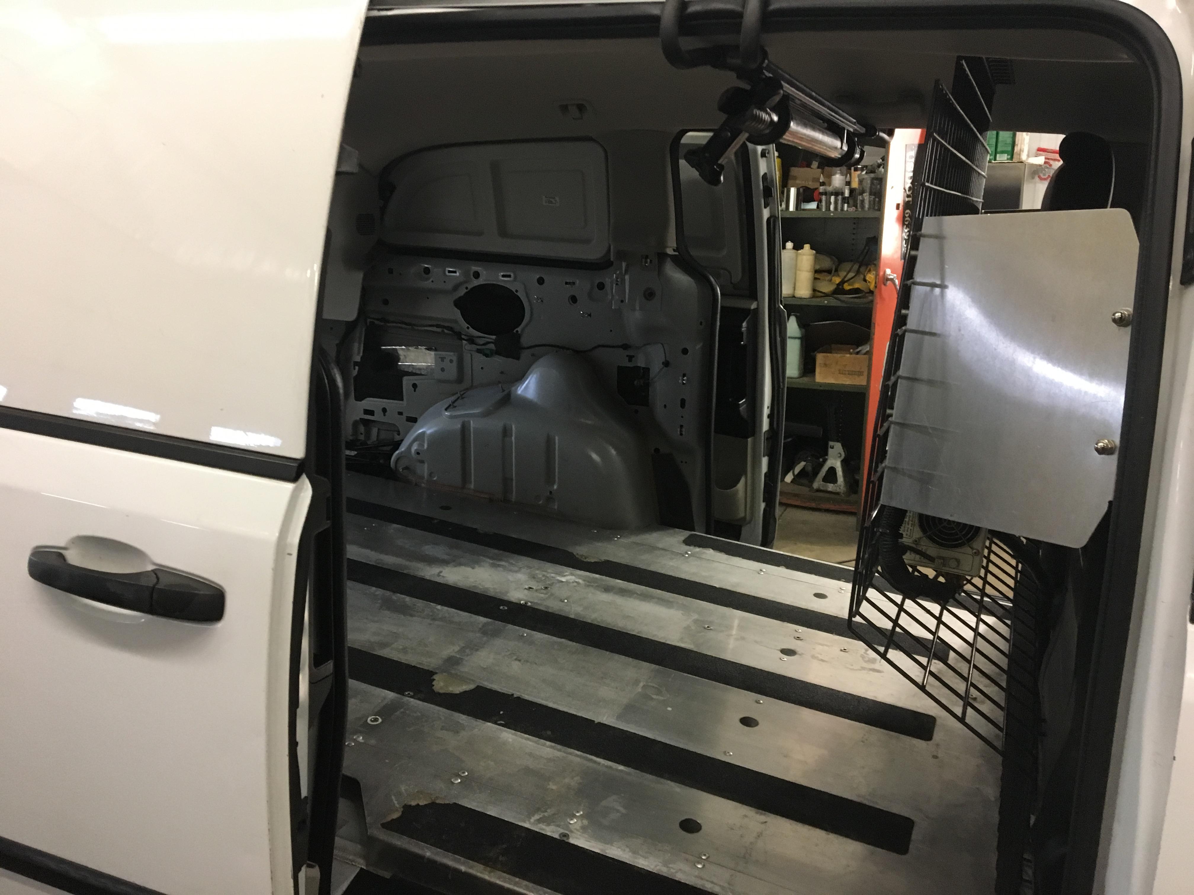 2013 Ram Cargo Van