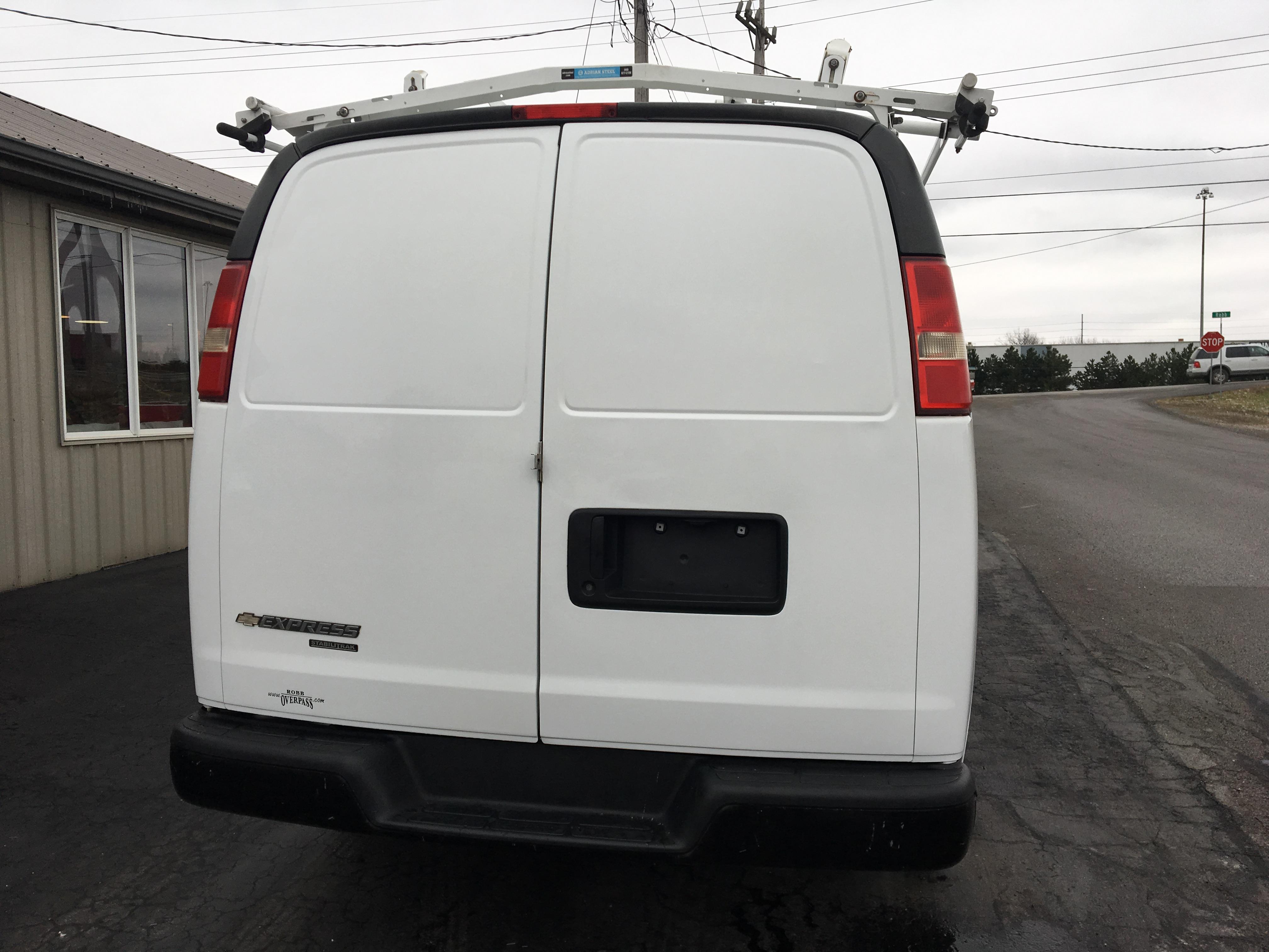 2013 Chevrolet Express 2500 Cargo Vn