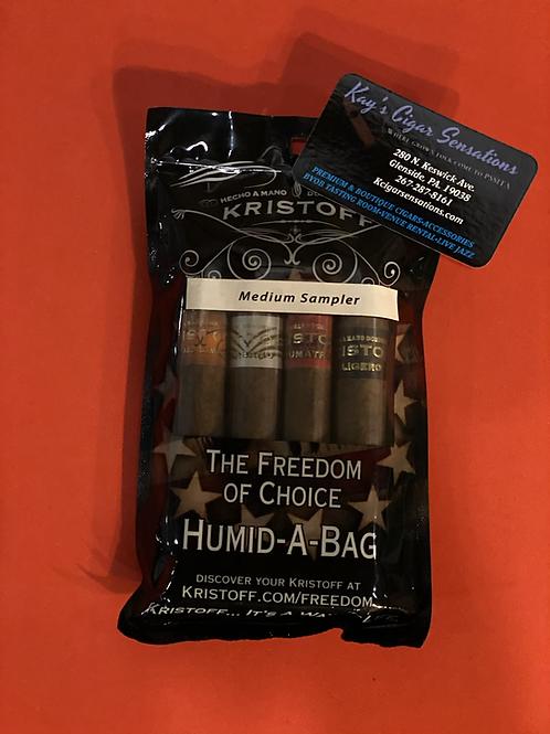 Kristoff Sampler Pack