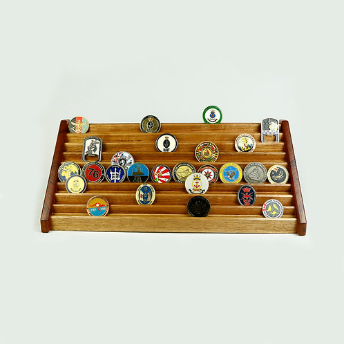 Challenge Coin Display - 100 coin - 930