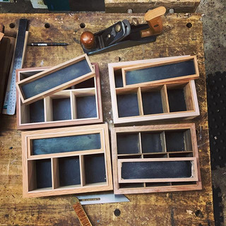 Watch box dividers in process...jpe